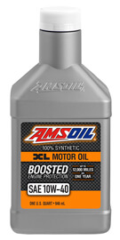 AMSOIL XL 10W-40 Synthetic Motor Oil