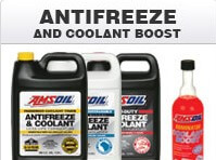 AMSOIL Antifreeze and Coolant Boost